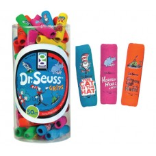 Dr. Seuss Foam Pencil Grips