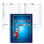 "11"" x 8.5"" UNDATED Elementary Student Planners"