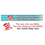 Dr. Seuss Custom Pencils