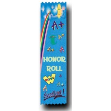 A Honor Roll Ribbon
