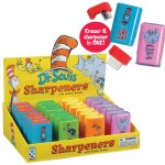 Dr. Seuss Sharpener and Eraser