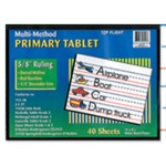 Multi-Method Primary Tablet - 5/8