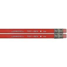 Try-Rex Jumbo Pencil - Bookstore