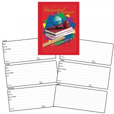 Undated Elementary/Middle School Student Planners