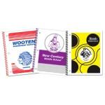 Custom Wirebound Notebooks