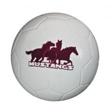 "3 3/4"" Plastic Soccerball"