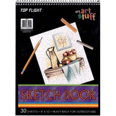 Top Flight Sketch Books - 9