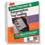 Top Loading Sheet Protectors