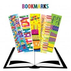 Bookmark - Birthday - Bookstore